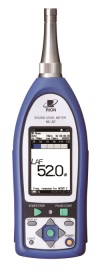 Rion NL-42 and NL-52 Sound Level Meter